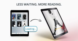 Improved performance and faster loading times of Yumpu APPKiosk and PROKiosk