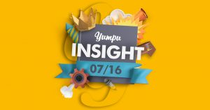 Yumpu InSight - our new monthly e-paper magazine